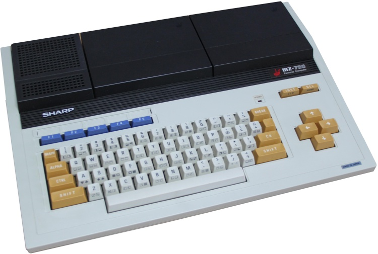 Sharp-MZ700