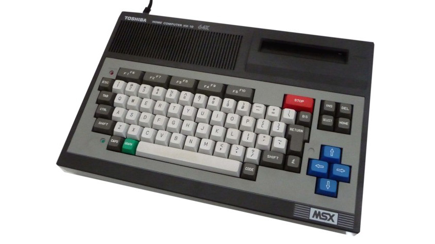 RetroNerd Computers Toshiba MSX