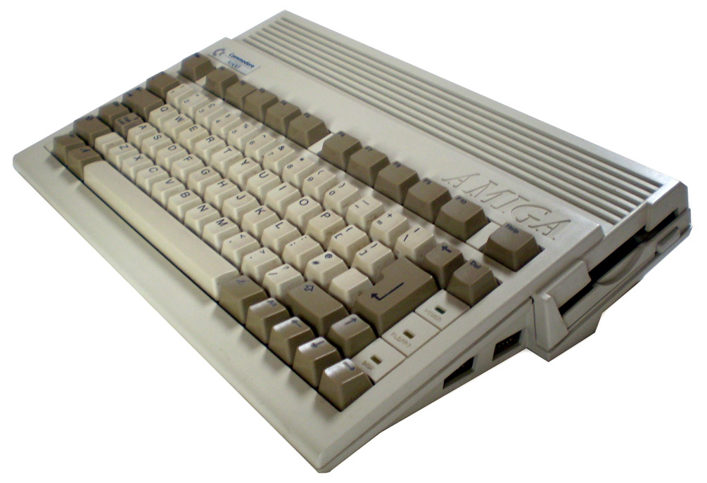Commodore Amgia 600