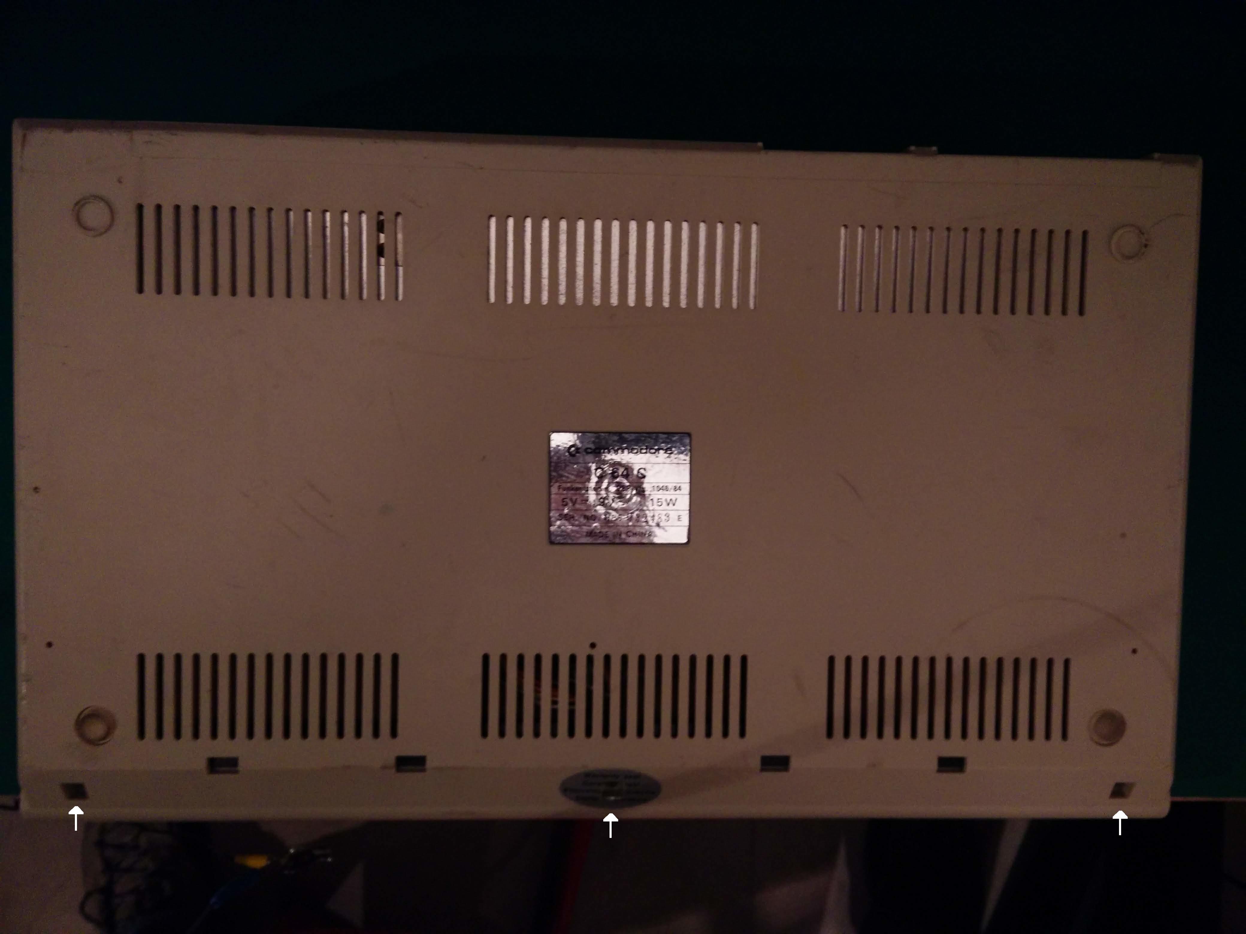 Commodore 64C Keyboard repair - RetroNerd RetroNerd