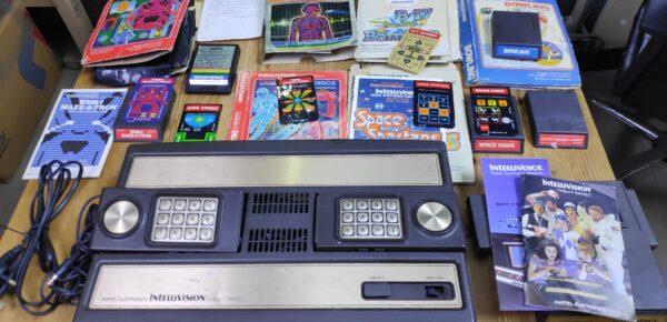 Mattel Intellivision For Sale