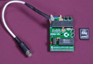 Fastload SD2IEC Cartridge